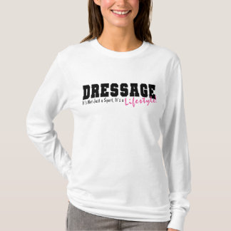Dressage-Lebensstil T-Shirt