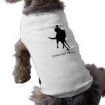 Dressage-Maskottchen-niedlicher HundeT - Shirt Hund Shirt