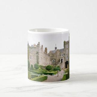 Drimnagh Schloss, Dublin Irland Kaffeetasse