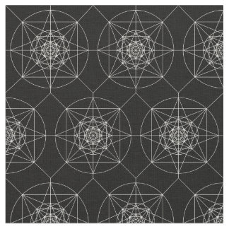 Dritte heilige dimensionalgeometrie stoff
