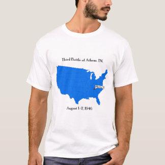 Dritter Kampf von Athen, TN. T-Shirt