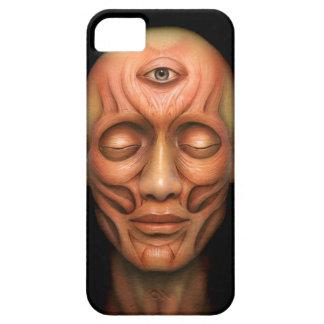 Drittes Auge Ayahuasca Kunst Hülle Fürs iPhone 5
