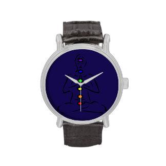 Drittes Auge Chakra Armbanduhr