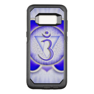 Drittes Auge Chakra OtterBox Commuter Samsung Galaxy S8 Hülle