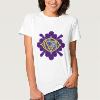Drittes Auge Chakra T-Shirts