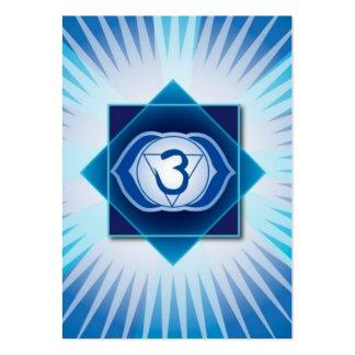 Drittes Auge Chakra Visitenkarten Vorlagen