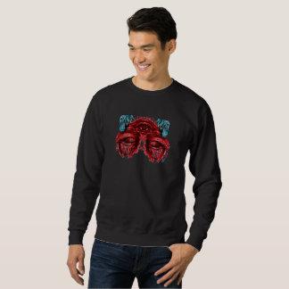 """""""Drittes Auge"""", das Sweatshirt der Männer"""