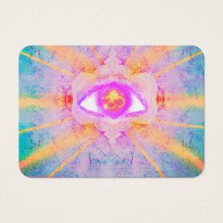 drittes Auge Jumbo-Visitenkarten