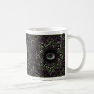 Drittes Auge Kaffeetasse