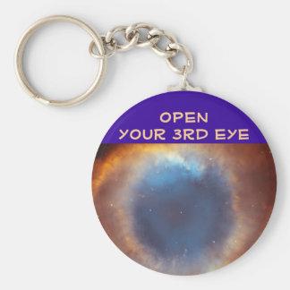 drittes Auge keychain Schlüsselanhänger
