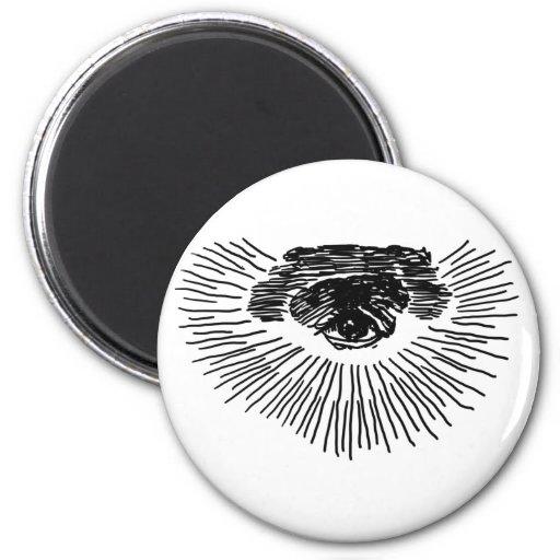 Drittes Auge Magnete