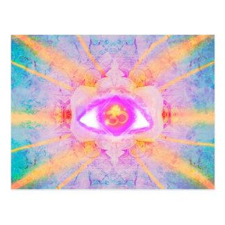 drittes Auge Postkarten