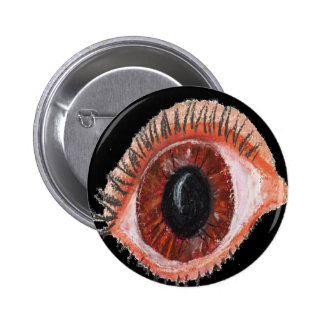 Drittes Auge Runder Button 5,7 Cm