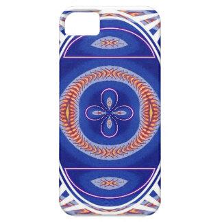 Drittes Augen-Mandala-Abdeckung iPhone 5 Cover