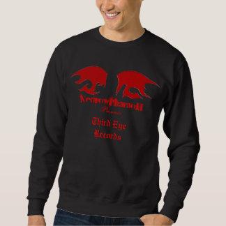 Drittes Augen-Platten/NecrowPharaoh - besonders Sweatshirt