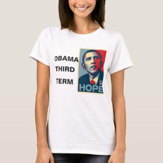 Drittes Ausdruck-T-Stück Obama T-Shirt