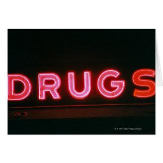 Drogen Karte