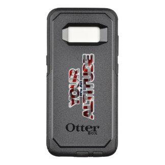 Drohne kundenspezifischer OtterBox Samsung Pendler OtterBox Commuter Samsung Galaxy S8 Hülle