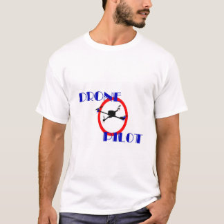 Drohne-Pilot T-Shirt
