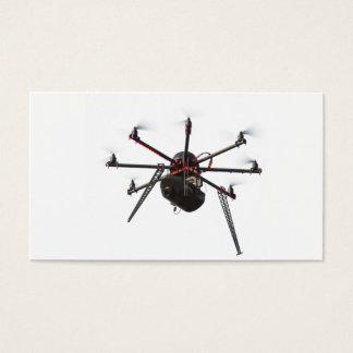 Drohne quadcopter 2 visitenkarte