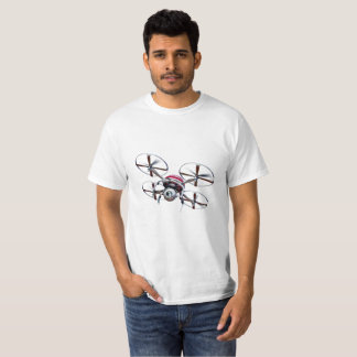 Drohne quadrocopter T-Shirt