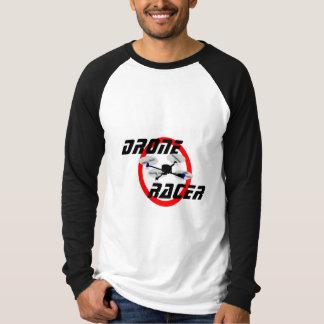 Drohne-Rennläufer T-Shirt
