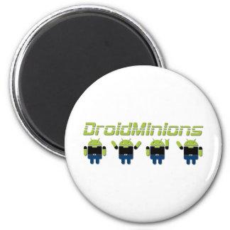 Droid Günstlinge Runder Magnet 5,1 Cm