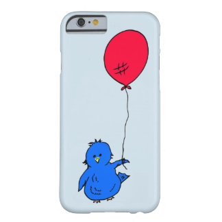 Drossel 965 des Glückes und des roten Ballons Barely There iPhone 6 Hülle