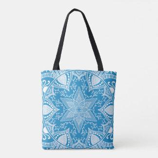 Drossel-Mandala Tasche