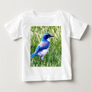Drossel wartete wahre Liebe Baby T-shirt