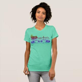 Drucifers, Stangen und Hiebe, Dament-stücks T-Shirt