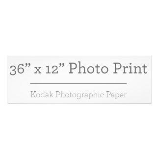 Druck der Gewohnheits-6 des Foto-X12