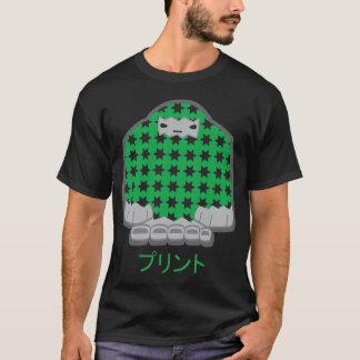 Druck-Dunkelheits-Shirt T-Shirt