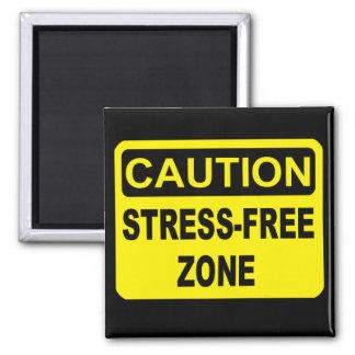 Druck-Freier Zonen-Magnet Quadratischer Magnet