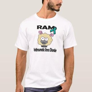 Druck-Störung RAMs Posttraumatic T-Shirt