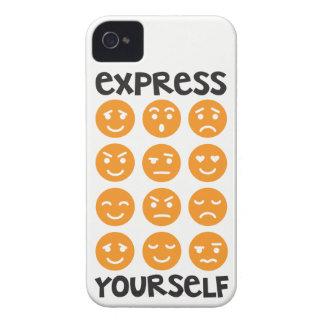 Drücken Sie sich Telefon-Kasten aus iPhone 4 Cover