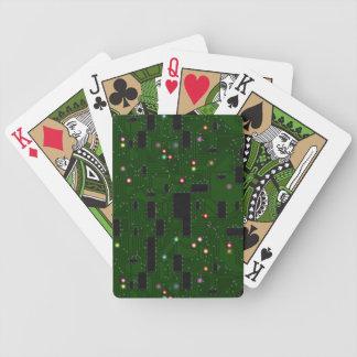 DruckSchaltungs-Brett Bicycle Spielkarten