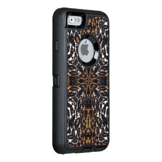 Drucktiger Bling Muster OtterBox iPhone 6/6s Hülle