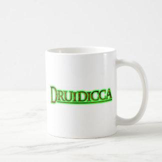 Druidicca Kaffeetasse
