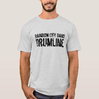 Drumline: Schlag (helles Shirt) T-Shirt