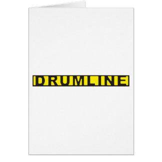 Drumline Tatort-Band Karte