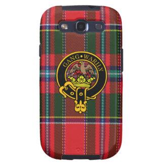 Drummond schottisches Wappen und Tartan S3 rufen