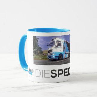 DS Kaffeepott Tasse