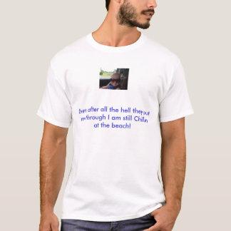 DSC00068, sogar schließlich die Hölle setzten sie T-Shirt
