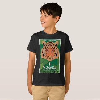 Dschungel-Buch-Plakat-T - Shirt