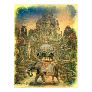 Dschungel-Buch-Postkarte Postkarten