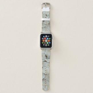 Dschungel-Nebel-Pilze Apple Watch Armband