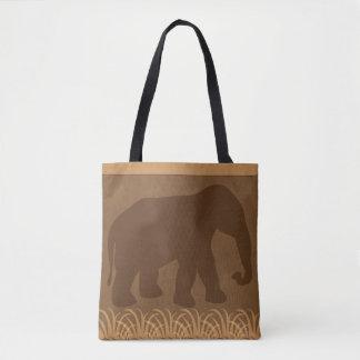Dschungel-Thema des Elefant-| der Safari-| Tasche