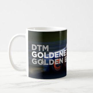 DTM - GOLDENE ÄRA - KAFFEE-TASSE KAFFEETASSE