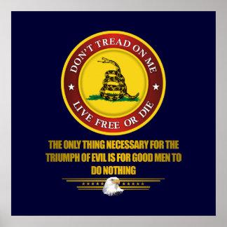 DTOM - Verpflichtung Poster